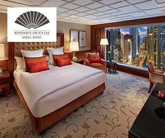 香港文華東方酒店 Mandarin Oriental Hong Kong