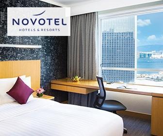 香港諾富特世紀酒店「住宿連餐飲」套票