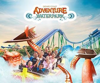 馬來西亞迪沙魯水上樂園門票