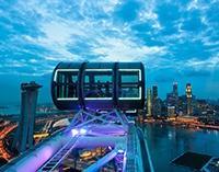 新加坡摩天輪門票