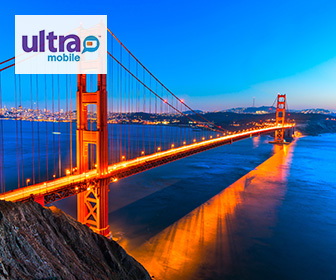 Ultra 美國30天無限流量數據及電話卡 USA Prepaid Sim Card