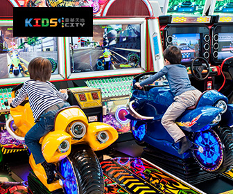 新濠天地 -「童夢天地」 Kids City Macau