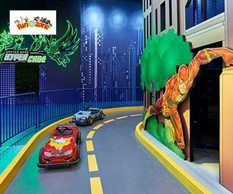 新濠影滙 - 華納滿Fun童樂園 Studio City Macau - Warner Bros Fun Zone