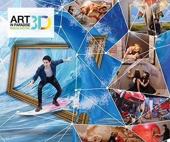 泰國3D立體美術館 - 曼谷 / 芭提雅門票