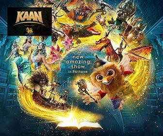 芭提雅KAAN Show 表演秀門票 Kaan Show Pattaya - a spectacular cinematic live experience