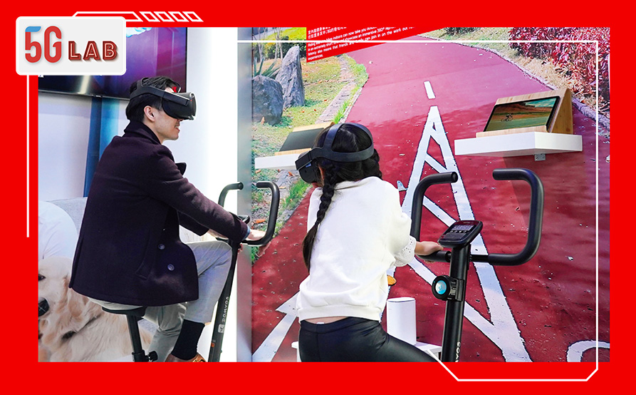 5G VR單車賽<br>試過在青馬大橋鬥車未?這裡更可帶你衝出香港來個單車之旅,畀你全天候「鍊返轉」!即上來啦!
