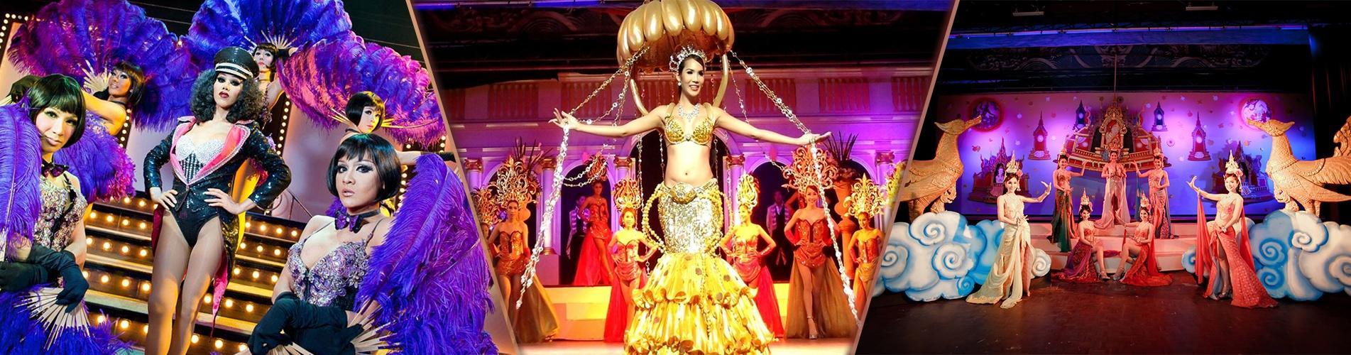 曼谷金東尼人妖表演 Golden Dome Cabaret Show
