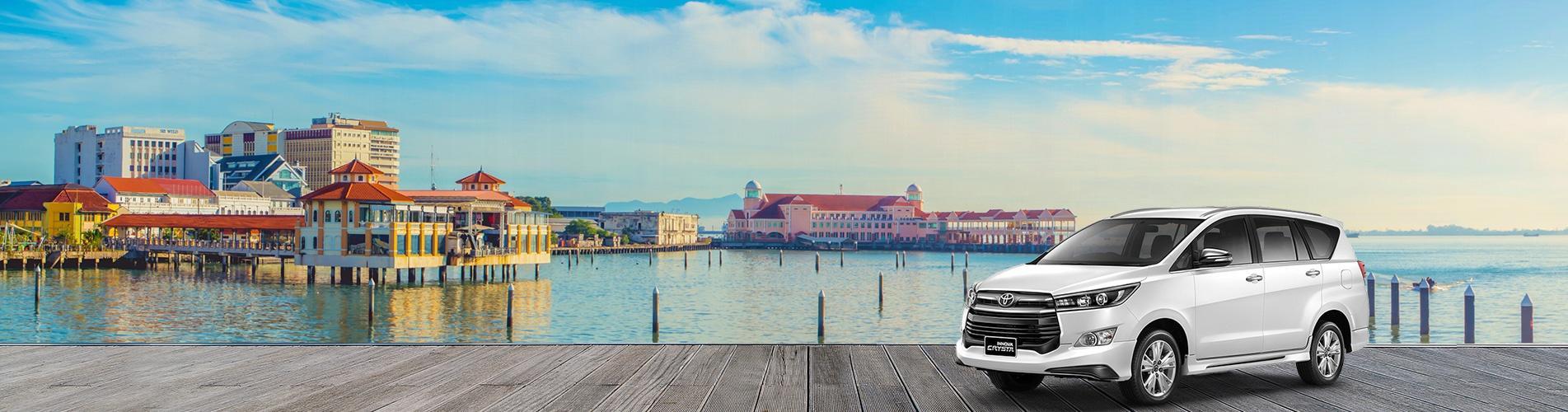 檳城國際機場接送 至 檳城市區 機場接送 Malaysia Penang Airport Transfers