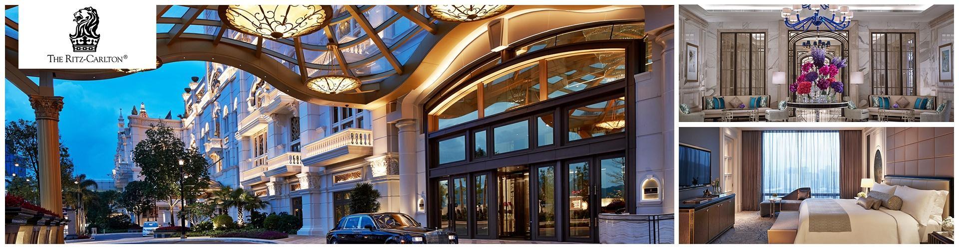 澳門麗思卡爾頓酒店套票-The-Ritz Carlton Macau Package