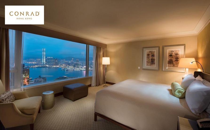 豪華海景客房 Harbour View Room