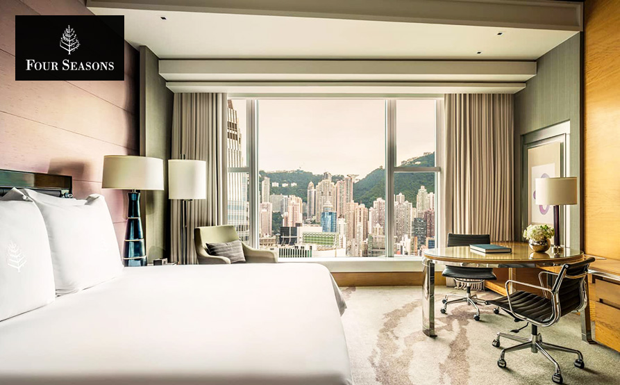 豪華山景客房 Deluxe Peak View Room