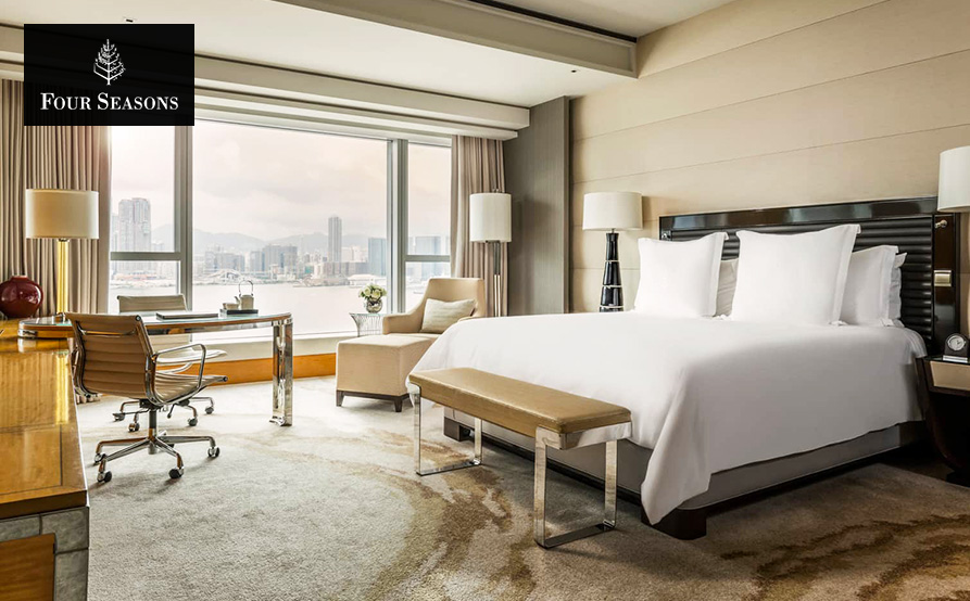 豪華海景客房 Deluxe Harbour View Room