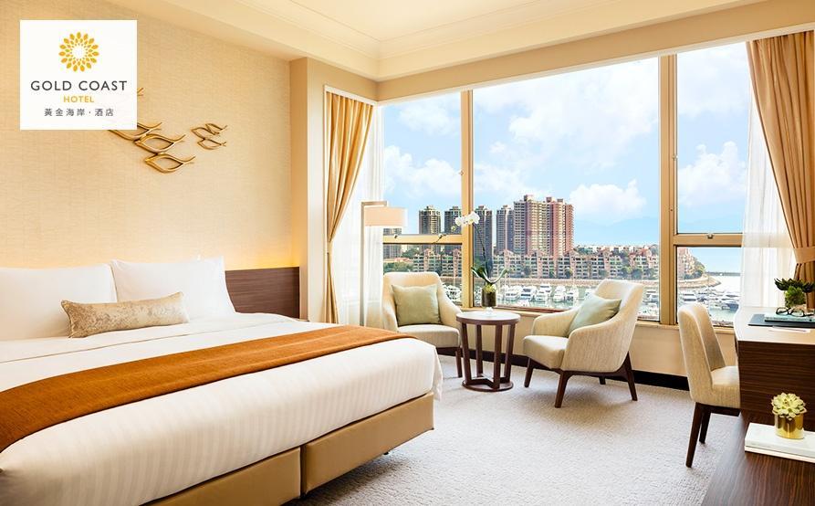 豪華海景客房 Deluxe Seaview Room
