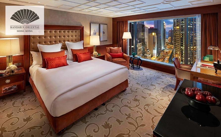 市區景觀客房 City View Room