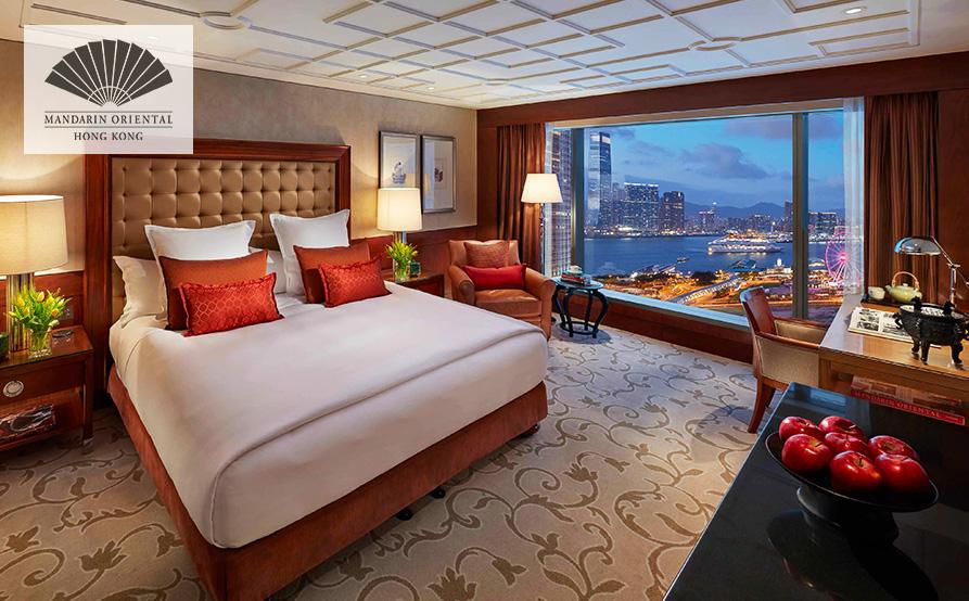 海景客房 Club Harbour View Room