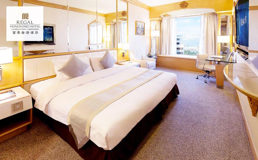 高級豪華客房 Superior Deluxe Room