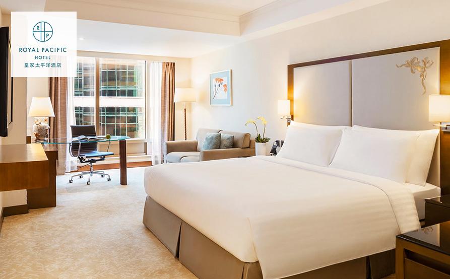 超豪華客房(海景翼)  Pacific Grand Room