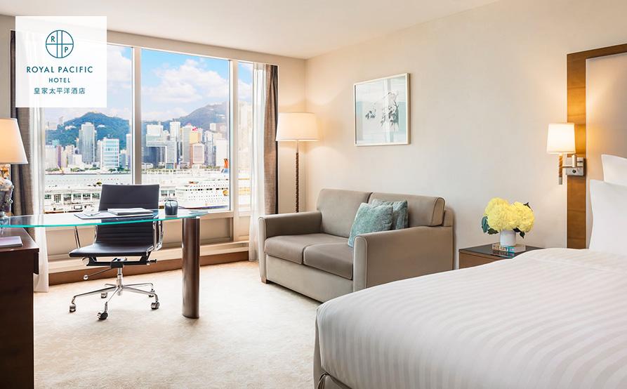 豪華海景客房(海景翼)  Deluxe Harbour View Room