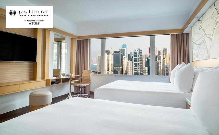 尊貴家庭客房(維園景觀) Premium Family Room