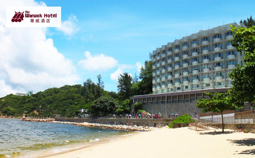 酒店外觀<br>遠離城市的喧囂,坐擁一望無垠的海景